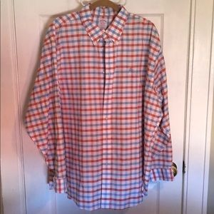 Brooks Brothers Non-iron Madison Fit Gingham shirt